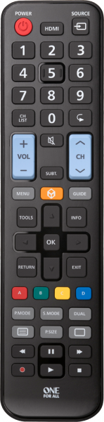 Samsung TV Replacement Remote | One For All