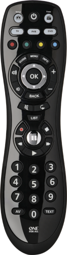 URC6430 Simple 3 Remote